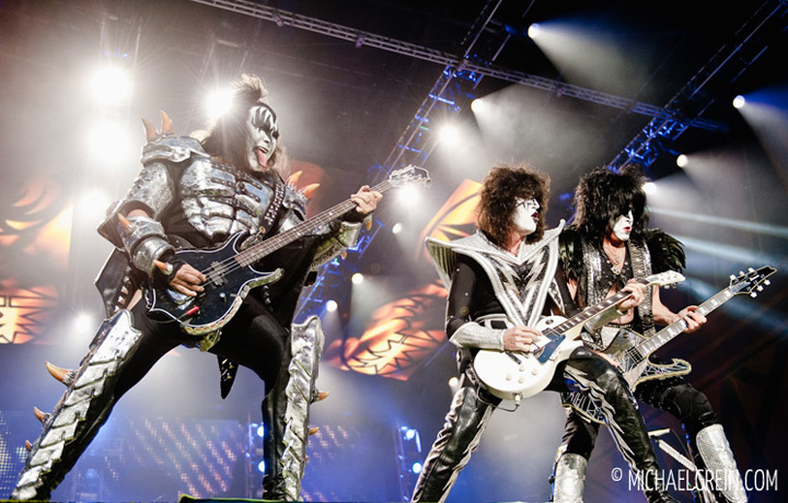 See full photo gallery of KISS live at Rockavaria Festival 2015